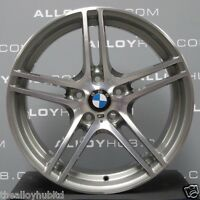 "GENUINE BMW 3 SERIES STYLE 313M SPORT BBS 19""INCH ALLOY WHEELS X4, E90/91/92/93"