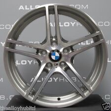 "GENUINE BMW 3 SERIES STYLE 313M SPORT BBS 19"" INCH ALLOY WHEELS X4, E90/91/92/93"