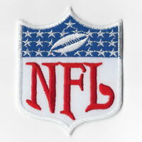 National Football League Iron on Patches Embroidered Patch Badge Sew Emblem FN