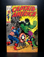 COMICS: Marvel: Captain America #110 (1969), 1st Madame Hydra/Bucky IV app