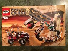 Lego Pharaoh's Quest 7325