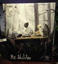 Tim Burton's Corpse Bride Mr. Skeleton Statue by Gentle Giant #241/500