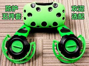 VR Controller Helmet Glasses Silicone Case Cover Shell Gift For Htc Vive Pro