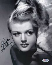 ANGELA LANSBURY Signed 8x10 Photo  PSA/DNA#:AA26118