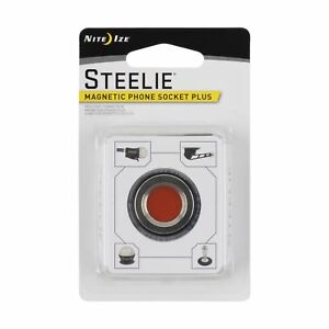 Nite Ize Steelie Magnetic Phone Socket Plus Replacement Mobile Magnet Component