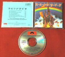 RAINBOW Ritchie Blackmore Rainbow WEST GERMANY CD early press DIO Deep Purple