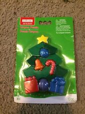 New Christmas Tree Crayon Puzzle