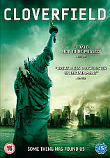 Cloverfield ~ Region 2 DVD