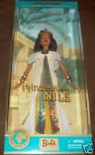 2001 Princess of the Nile Barbie MIB!!