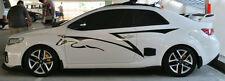 Panther, Cougar, Jaguar side body decal decals graphics Kia Forte Honda JDM SRT