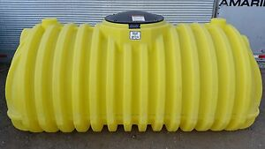 500 Gallon below ground Septic tank Norwesco