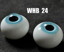 NICE 16mm Light Blue Iris Glass BJD Eyes for DOD DZ AOD Volks Reborn Doll luts