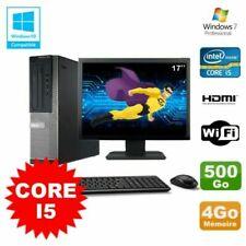 PC de bureau Dell avec windows XP pour 4 Go maximale de la ram