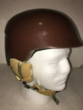 RED Snowboard Helmet Aletta II Women's Sz 57-59 Medium ski ear pad brown