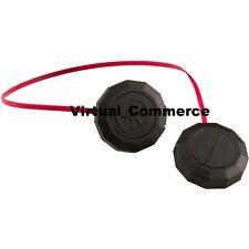 Brookstone Outdoor Tech Chips Universal Wireless Helmet Audio Bluetooth Speaker