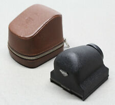 Rollei Honeywell Prism Finder for Rolleiflex TLR with Case
