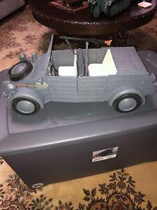 1/6 21st Century Toy WWII German Kubelwagen Vehicle -2000 Complete