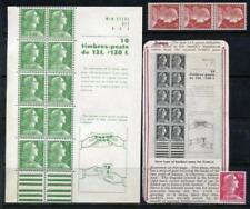 Mint Never Hinged/MNH Decimal European Stamp Booklets
