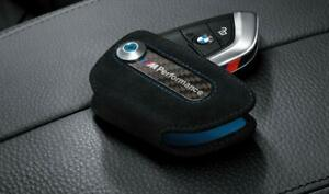 BMW M Performance Key Holder Fob Cover Case (RRP £40) 82292355519