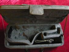 Alt Saxophon  Koffer Stoff unbenutzt Letzer Artikel neuwertig, neu.