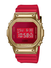 CASIO G-Shock GM-5600CX-4 2021 Year of the Ox Zodiac Limited Red Gold