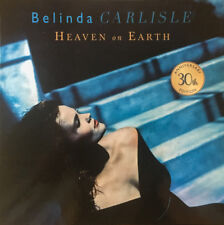 Belinda Carlisle - Heaven on Earth 30th Anniversary Edition 4 Vinyl LP CD