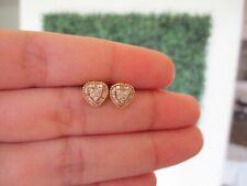 .27 CTW Diamond Earrings 18k Yellow Gold JS39E sep