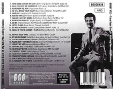 BOBBY VEE Take Good Care of My Baby/Bobby Vee Recording Session UK 1998 2on 1 CD