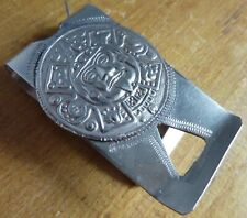 Mexican Silver Money Clip