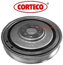 CORTECO CRANKSHAFT PULLEY ALFA ROMEO 147 156 1.9 JTD JTDM OPEL VAUXHALL VECTRA
