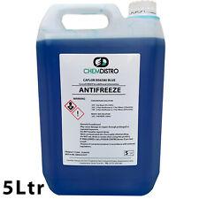 5 LITRE BLUE ANTIFREEZE COOLANT | High Concentrate longlife 5L -37