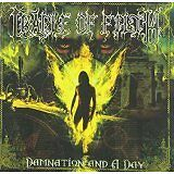 CRADLE OF FILTH - Damnation and a day - CD Album
