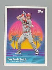 Paul Goldschmidt 2020 Topps On Demand Summer Blockbuster #6 Cardinals Sp Pr:1886