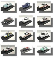 British Police Cars 1/43 Scale Brand New Partworks Atlas/ altaya/ Deagostini