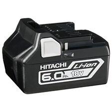 Hitachi Bsl1860 Batteria al Litio 6.0 AH 18 V Li-ion Battery
