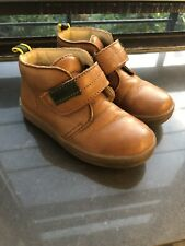 Naturino Cognac Shoes Boots 25