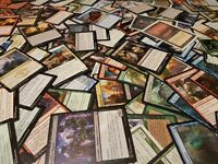 MTG MAGIC: THE GATHERING 50 RANDOM RARE CARDS - BEST VALUE LOT!