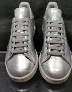 Adidas Raf Simons Stan Smith Silver Size 9.5