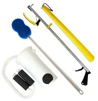 RMS Deluxe Hip Kit, Knee Replacement Kit, (32 or 26 inches Reacher)