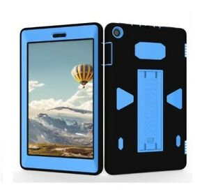 Heavy Duty Shockproof Protective Case For Amazon Fire 7 2016 / 2017 / 2018 Rel