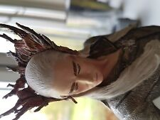 Weta Sideshow The Hobbit The Desolation of Smaug King Thranduil 1/6 Statue Lotr