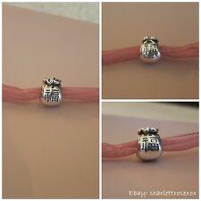 NEW & RETIRED Authentic Pandora Fortune Chinese Money Bag Hong Bao Charm 790990
