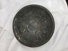 Rare antique German Plate, old repairs, ca. 1910s