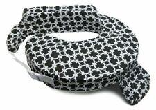My Brest Friend 1401547 Breastfeeding Pillow - Black/White/Marina