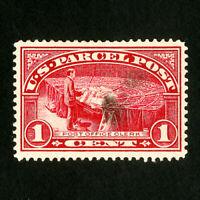 US Stamps # Q1 Superb Used gem
