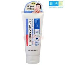 HADA LABO SOFTENING WHITENING FACE WASH GENTLE CLEANSING FOR SENSITIVE SKIN 50 G