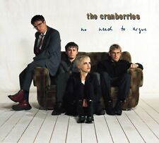 """No Need to Argue - The Cranberries (Deluxe  12"""" Album) [Viny RELEASED 13/11/2020"""
