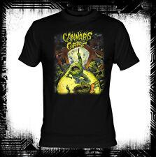 Cannabis Corpse - The Weeding T-shirt RARE! cannibal carcass morbid angel sadus