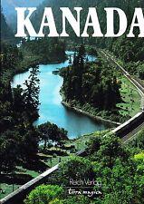 Kanada von Robert Fulford, John de Visser - terra magica 1989