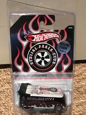 Hot Wheels Convention RedLine Poker Club - Volkswagen VW Drag Bus - #27 - RARE